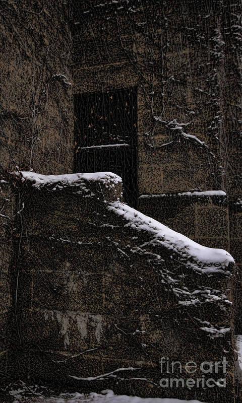 Door Poster featuring the photograph Side Door by Jasna Buncic