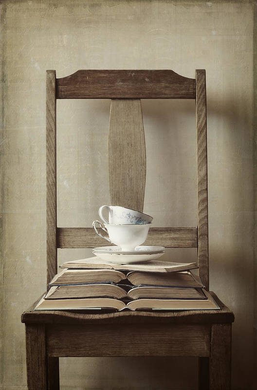 Teacup Poster featuring the photograph Tea Tales by Amy Weiss