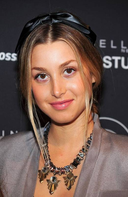 Whitney Port Poster featuring the photograph Whitney Port In Attendance For Gen Arts by Everett