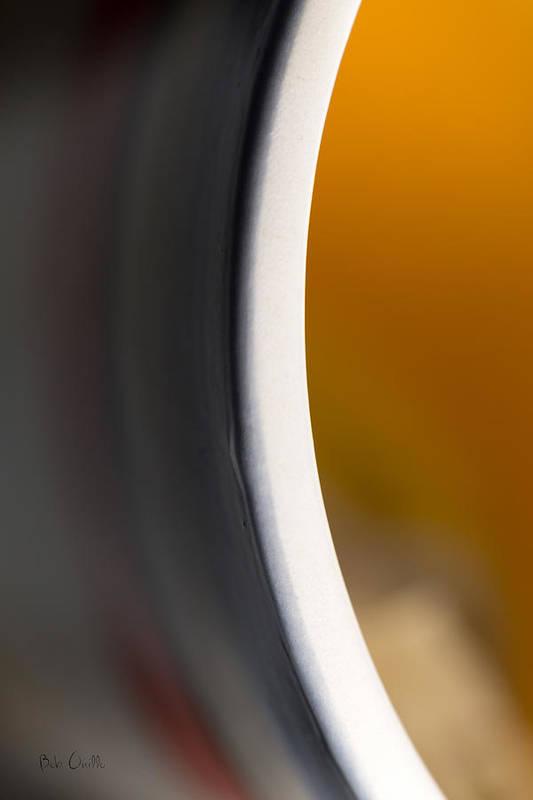 Tea Poster featuring the photograph Tea Cup by Bob Orsillo