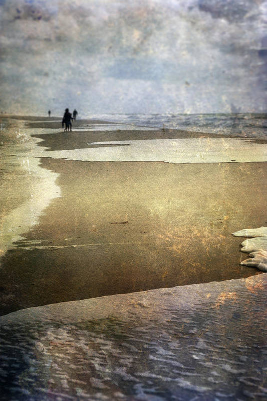 Beach Poster featuring the photograph Flood by Joana Kruse