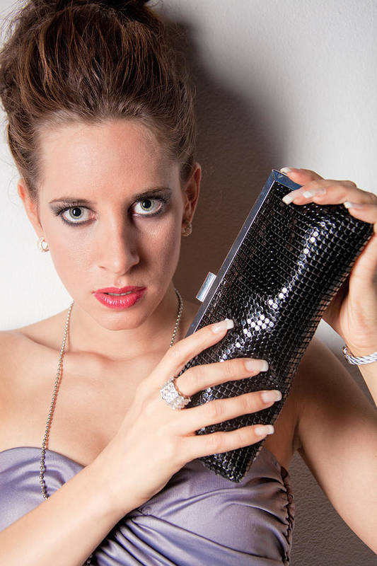 Fashion Poster featuring the photograph Purse by Ralf Kaiser