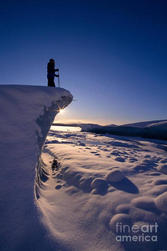 Adventure Poster featuring the photograph Alaska, Juneau by John Hyde - Printscapes