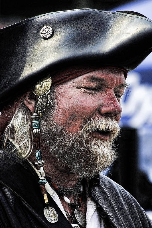 Pirates Poster featuring the photograph First Mate by David Patterson