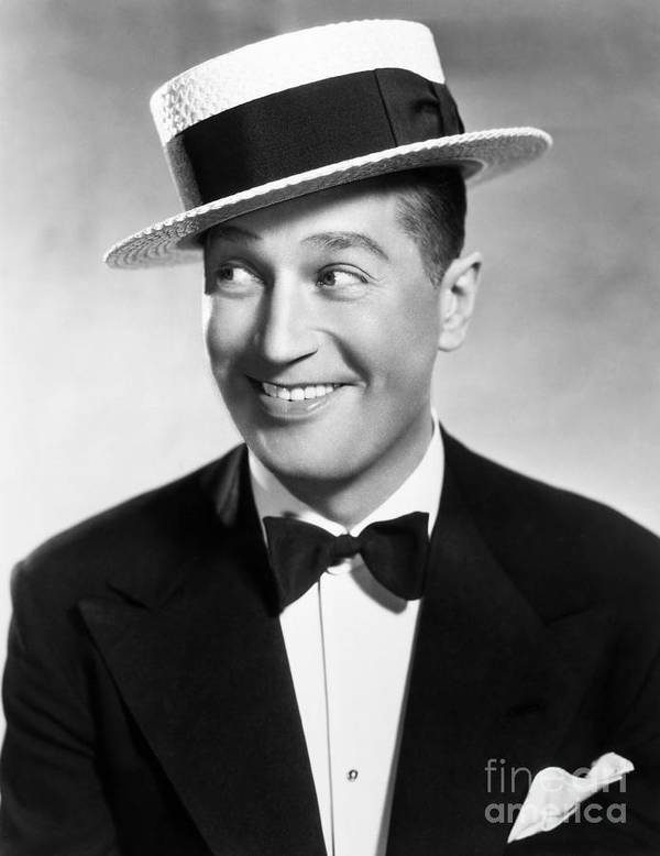 1930 Poster featuring the photograph Maurice Chevalier by Granger