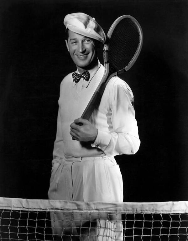 1930s Portraits Poster featuring the photograph Maurice Chevalier, Ca. Early 1930s by Everett