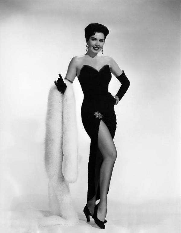 1950s Portraits Poster featuring the photograph Ann Miller, Ca. 1950s by Everett