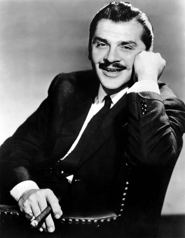 1950s Portraits Poster featuring the photograph Ernie Kovacs, Ca. Mid-1950s by Everett