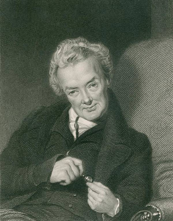 History Poster featuring the photograph William Wilberforce 1859-1833, British by Everett