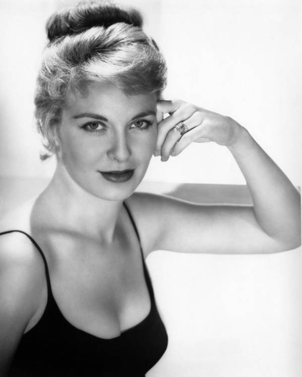 1950s Portraits Poster featuring the photograph Joanne Woodward, Ca. 1950s by Everett