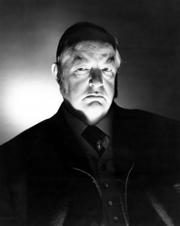 1940s Portraits Poster featuring the photograph The Verdict, Sydney Greenstreet, 1946 by Everett