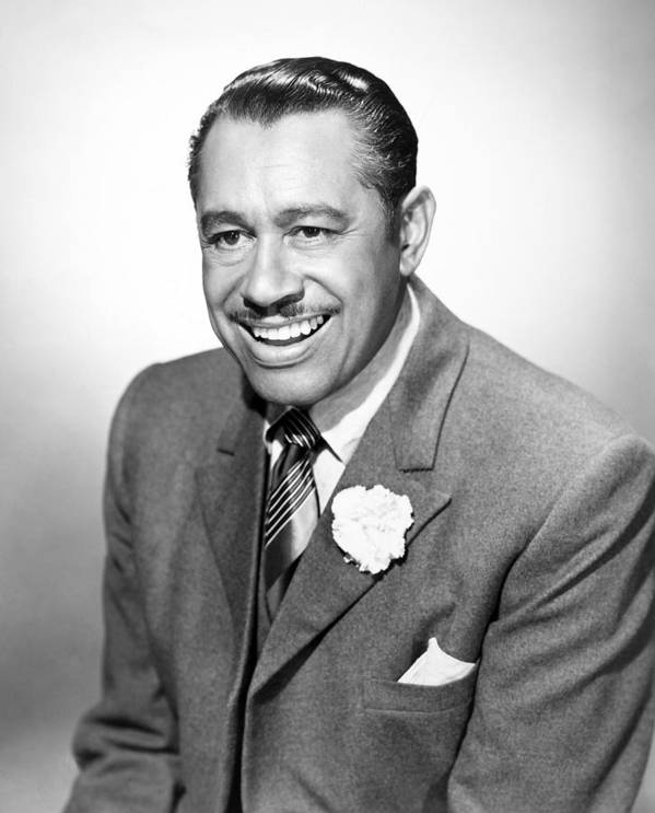 20th Century Poster featuring the photograph Cab Calloway (1907-1994) by Granger