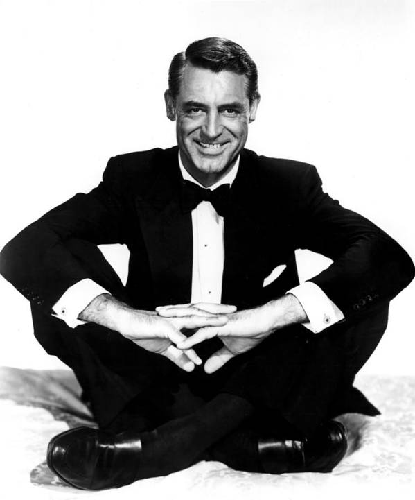 Crylbd Poster featuring the photograph Cary Grant by Everett