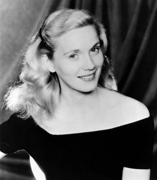 1950s Portraits Poster featuring the photograph On The Waterfront, Eva Marie Saint, 1954 by Everett