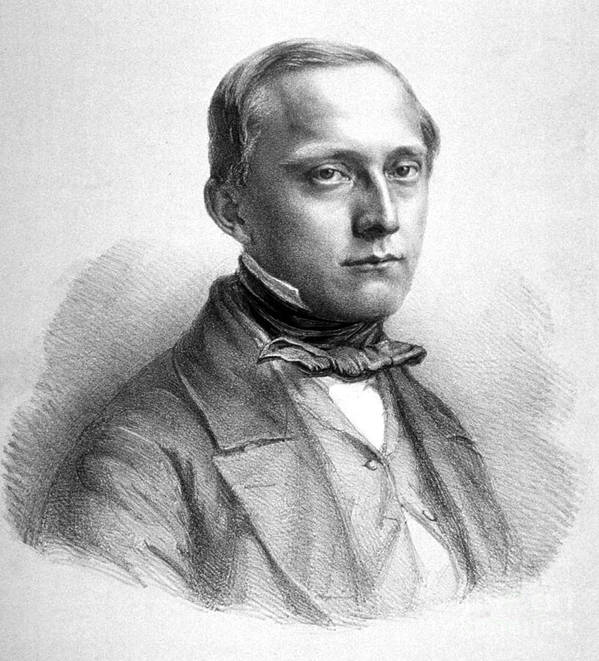 Science Poster featuring the photograph Rudolph Virchow, German Polymath by Science Source