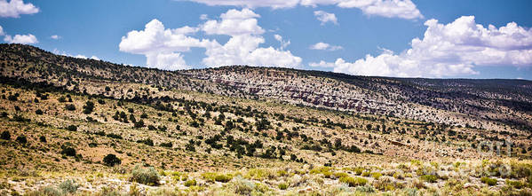 ryankellyphotography@gmail.com Poster featuring the photograph Arizona Hills by Ryan Kelly