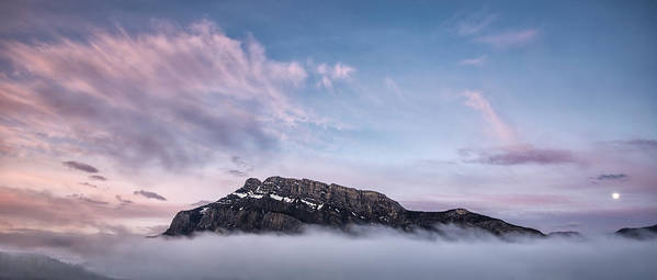 Sky Poster featuring the photograph High Above The Clouds by Jon Glaser