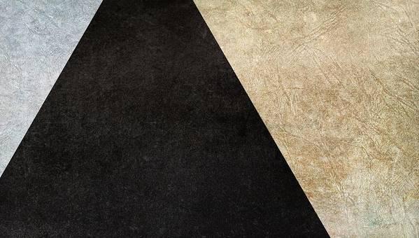 Brett Poster featuring the digital art Division by Brett Pfister