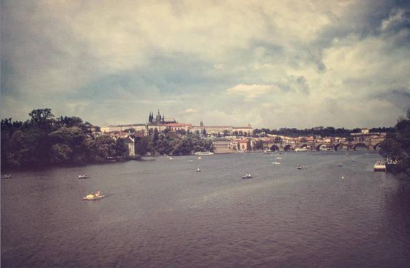Prague Poster featuring the photograph Prague Days II by Taylan Soyturk