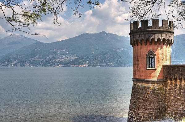 Travel Europe Poster featuring the photograph Lago Di Como by Joana Kruse