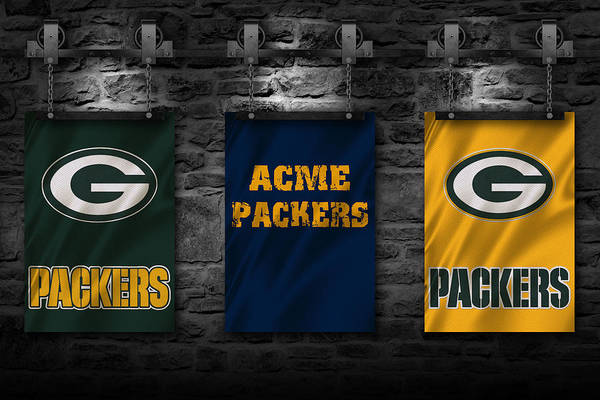 Packers Poster featuring the photograph Green Bay Packers by Joe Hamilton