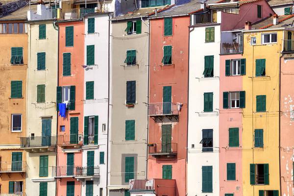Porto Venere Poster featuring the photograph Porto Venere by Joana Kruse