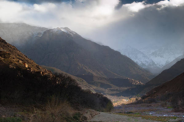 2010 Poster featuring the photograph High Atlas Mountains by Daniel Kocian