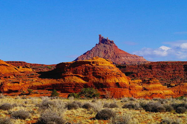 Mountains Poster featuring the photograph Southern Utah by Jeff Swan