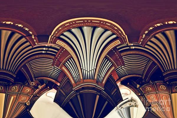 Archifou Poster featuring the digital art Carillonais by Aimelle