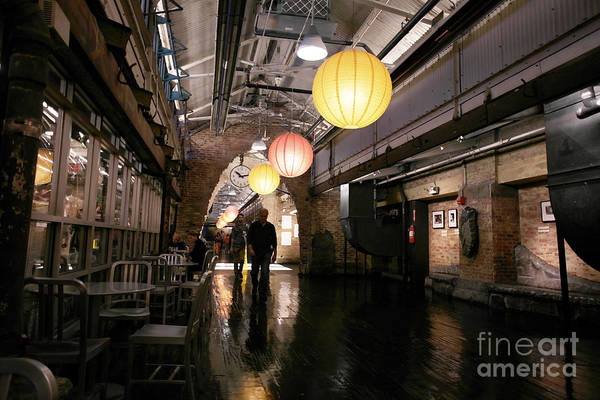 New York Poster featuring the photograph Chelsea Market by David Bearden