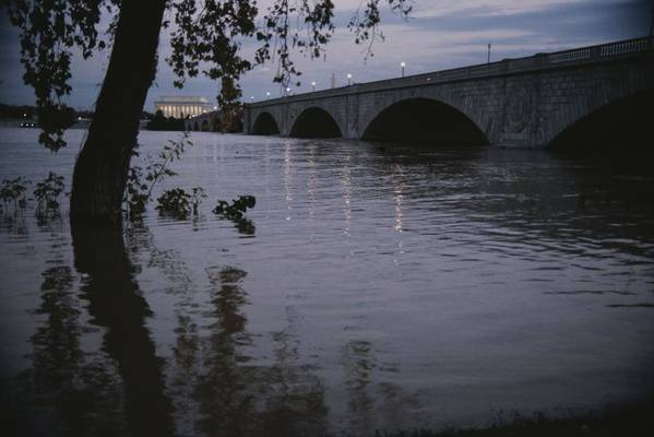 North America Poster featuring the photograph The Potomac Rivers by Stephen St. John