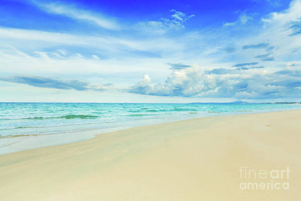 Bahamas Poster featuring the photograph Beach by MotHaiBaPhoto Prints
