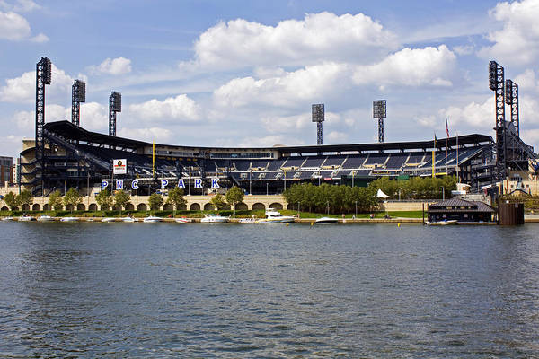 Pittsburgh Poster featuring the photograph Pnc Park Pittsburgh Pa by Kristen Vota