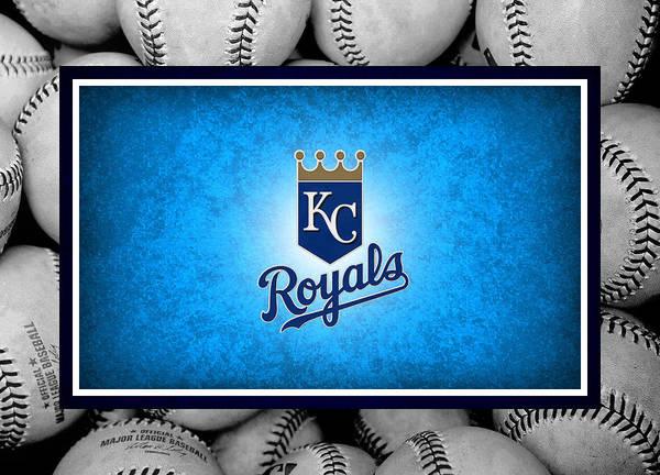 Royals Poster featuring the photograph Kansas City Royals by Joe Hamilton