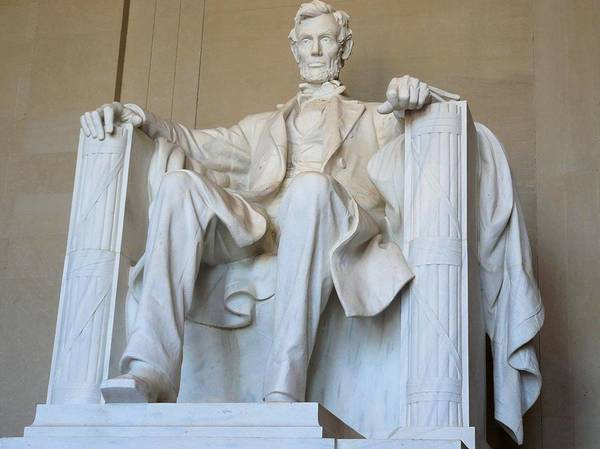 Abraham Poster featuring the photograph Abraham Lincoln by