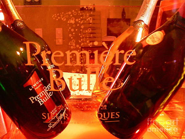 Champagne Poster featuring the photograph Cheers.. by France Art