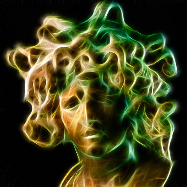 Medusa Poster featuring the photograph Medusa by Taylan Soyturk