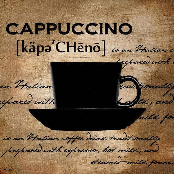 Espresso Poster featuring the digital art Quiet Morning by Lourry Legarde