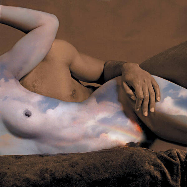 Nudes Poster featuring the photograph Heaven And Earth by Fern Logan