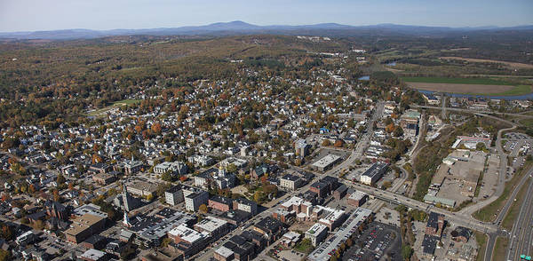 America Poster featuring the photograph Concord, New Hampshire Nh by Dave Cleaveland