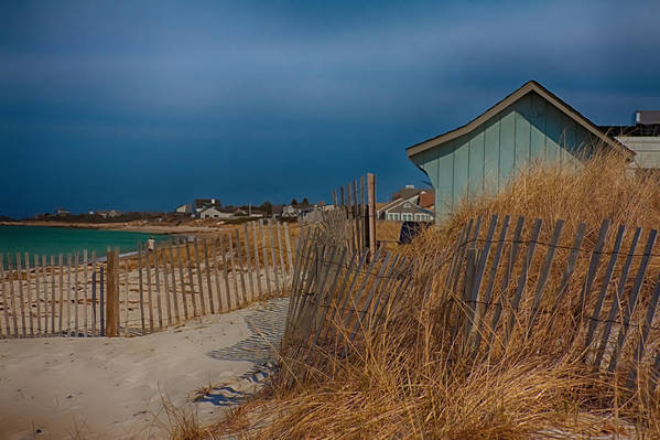 Cape Cod Poster featuring the photograph Cape Cod Memories by Jeff Folger