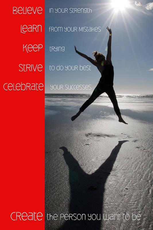 Lisa Knechtel Poster featuring the photograph Inspiration by Lisa Knechtel