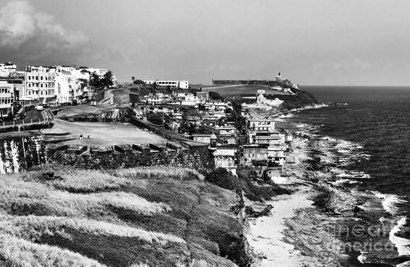 San Juan Coast Poster featuring the photograph San Juan Coast by John Rizzuto