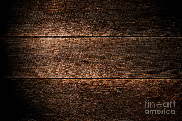 Background Poster featuring the photograph Saw Marks On Wood by Olivier Le Queinec