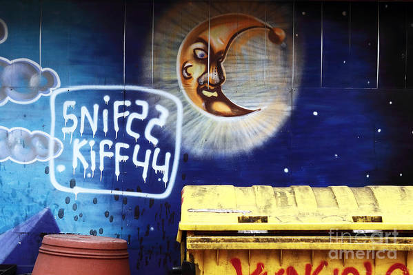 Snif Kiff Poster featuring the photograph Snif Kiff by John Rizzuto