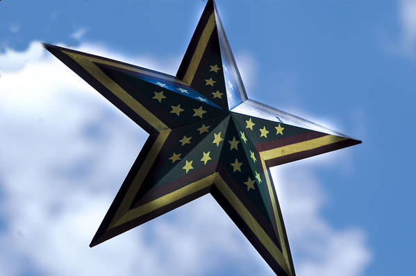 Star Poster featuring the photograph Star by Annette Persinger