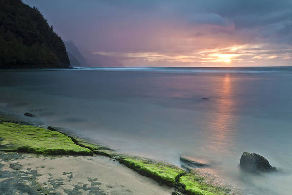 Horizontal Poster featuring the photograph Stillness by Jon Glaser