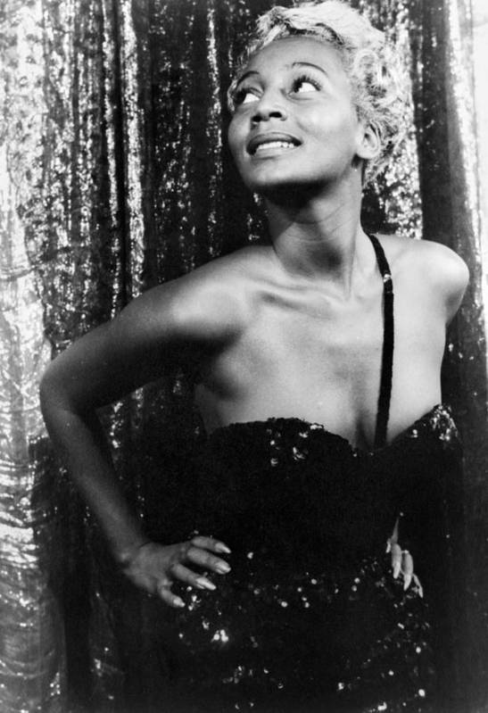1953 Poster featuring the photograph Joyce Bryant, 1953 by Granger
