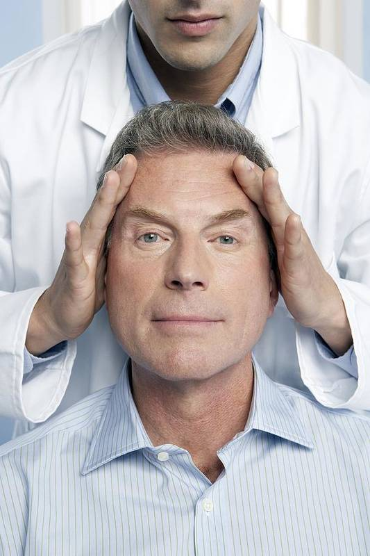 Human Poster featuring the photograph Cosmetic Surgery by Adam Gault