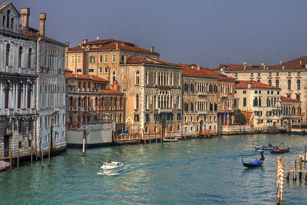 Architecture Poster featuring the photograph Venice - Italy by Joana Kruse